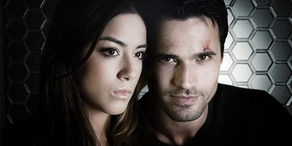 SDCC Agents of Shield