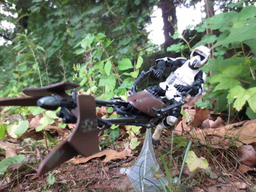 SW Black Speeder Bike 014
