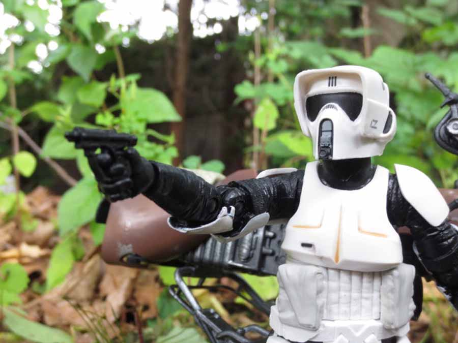 SW Black Speeder Bike 032