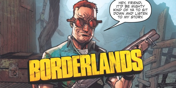 cover for Borderlands #2