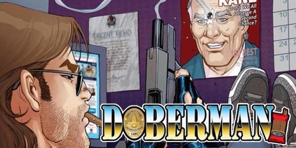 cover for Doberman #2