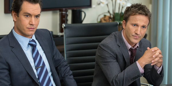"TV Korner: Franklin & Bash 4.02- ""Kershaw v. Lincecum"""
