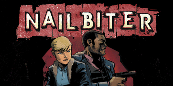cover for Nailbiter #4