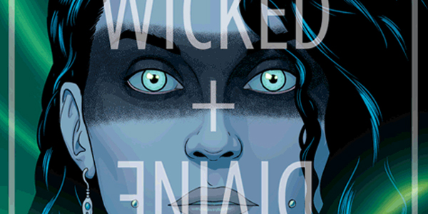 cover for wicked divine 3