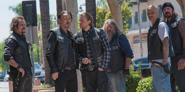 "TV Korner: Sons of Anarchy 7.01- ""Black Widower"""
