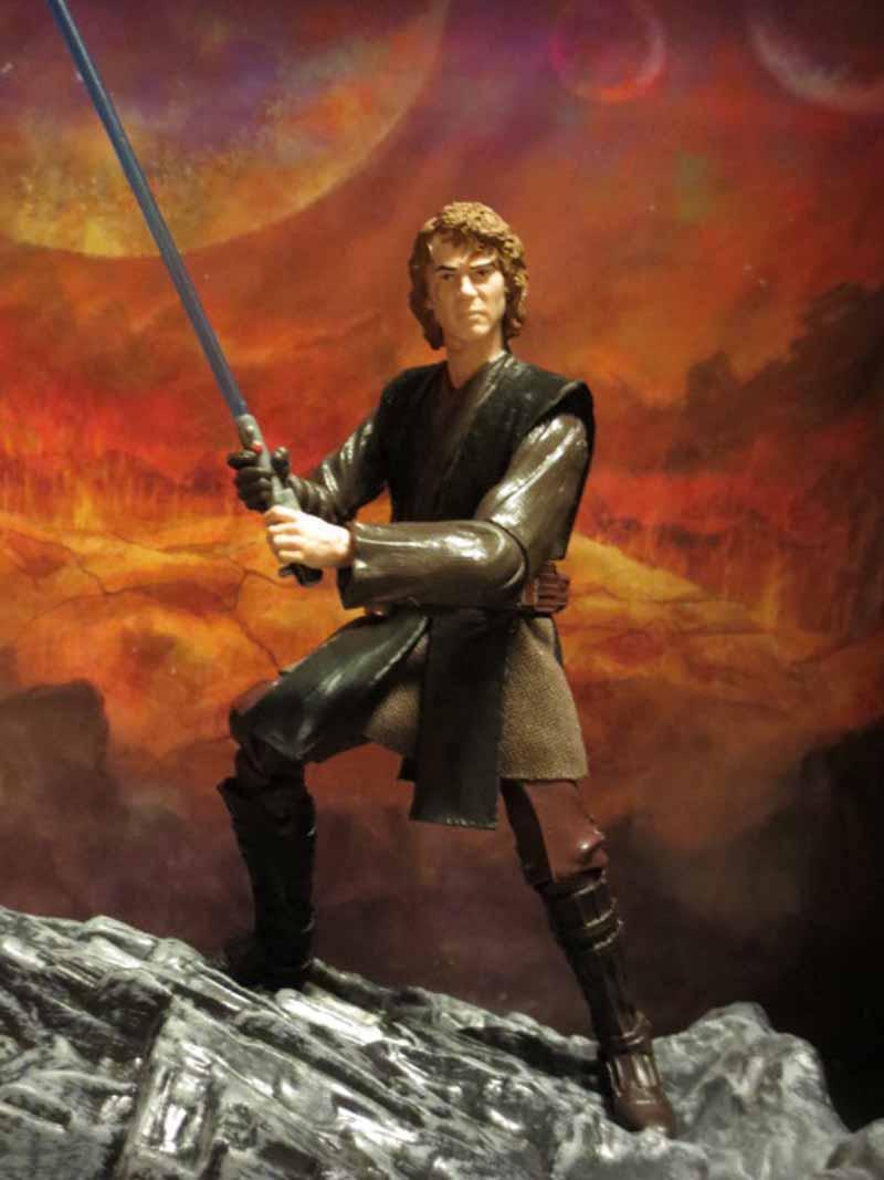 SW Black Anakin Skywalker 009