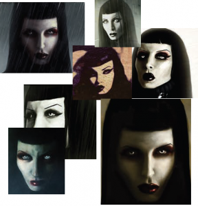 The Many faces of Lilith (Edith)