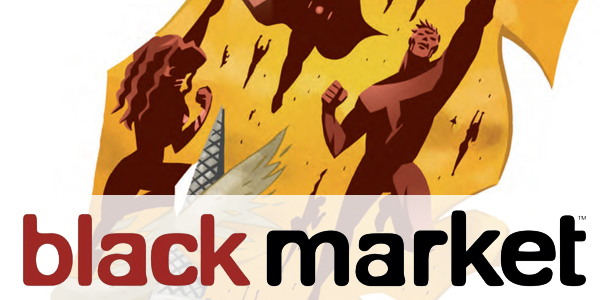 cover for Black Market #2