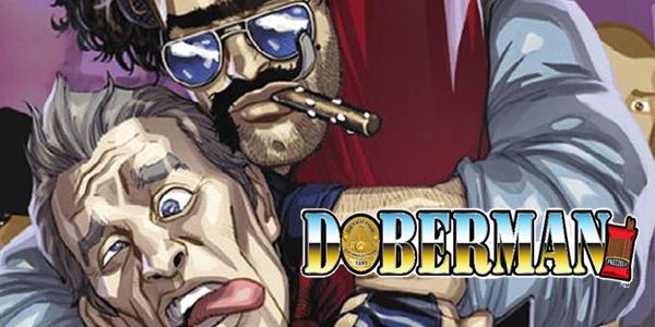 cover for Doberman #3