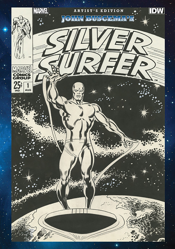 idw silver surfer