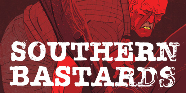 cover for Southern Bastards #4