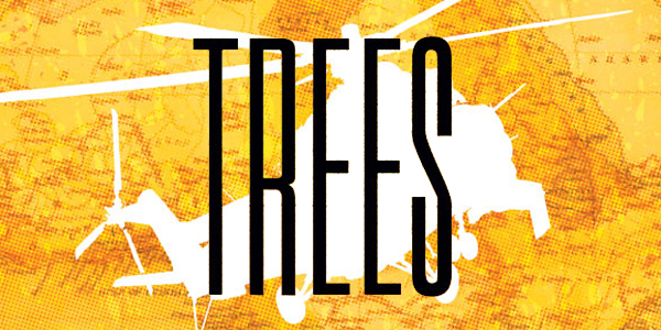 cover image for trees #5