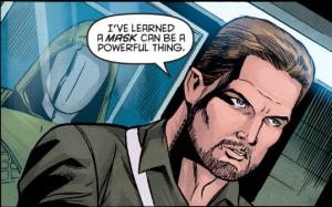 Arrow Season 2.5 #5 Mask