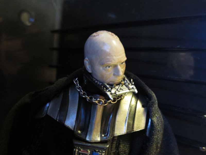 SW Black Darth Vader 012