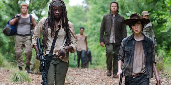 """TV Korner: The Walking Dead 5.02- """"Strangers"""""""