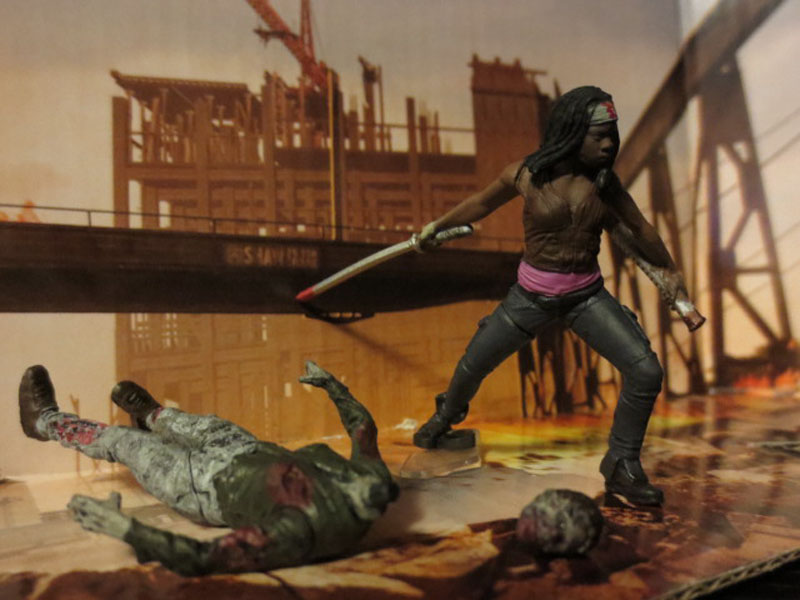TWD Mini Figures 008