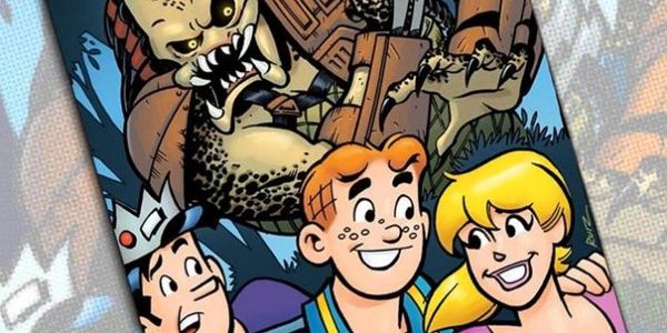Archie Panel at NYCC