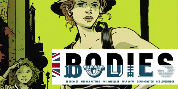cover for Bodies #3