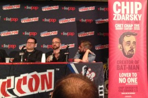 I is for Chip Zdarsky