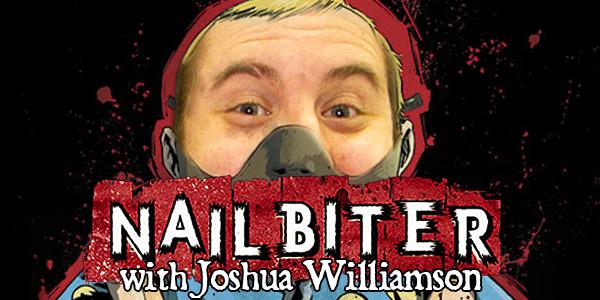 Joshua Williamson on Nailbiter