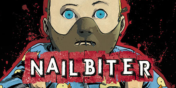 cover for nailbiter #6