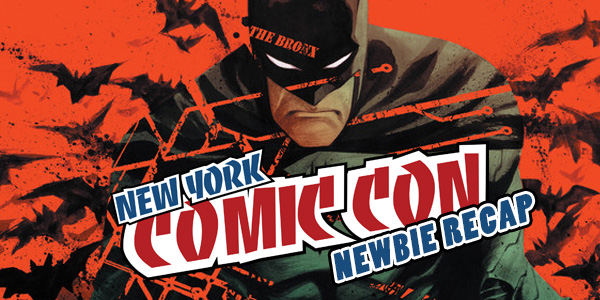 poster for new york comic con