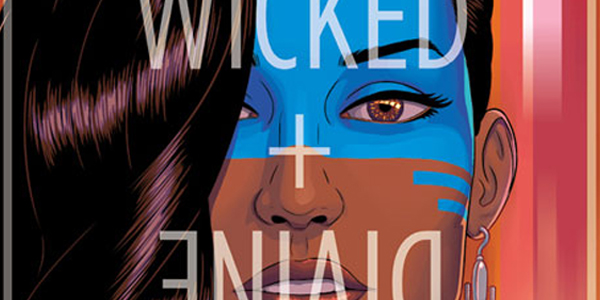 cover for Wicked + Divine #5