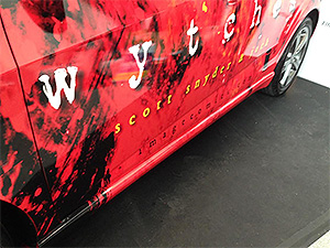 picture of Wytches car