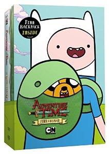 tv korner adventure time finn the human review 1