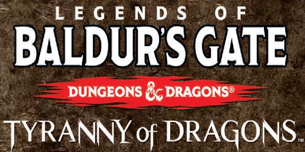 Legends of Baldur's Gate2 featured