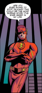 The Flash SZ5 Boring
