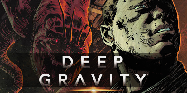 cover for Deep Gravity #4