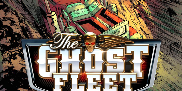 cover for Ghost Fleet #1