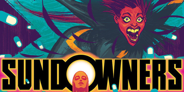 cover for Sundowners #3