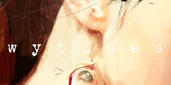cover for Wytches #2