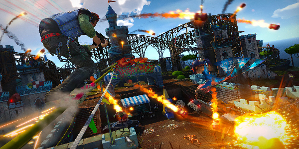 Sunset Overdrive #3