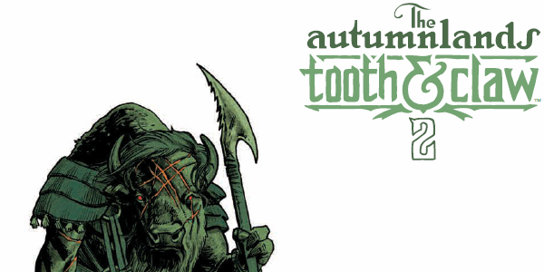 The Autumnlands featured