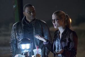 The Flash8 Dig and Felicity