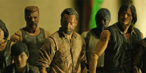 The Walking Dead McFarlane Kastor's Korner