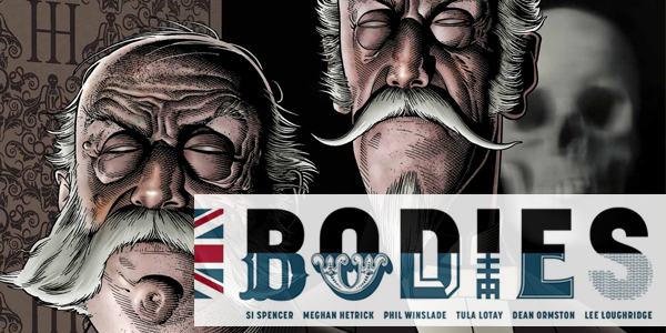 cover for Bodies #5