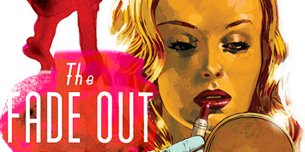 cover for Fade Out #3