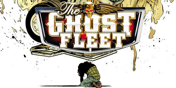 cover for Ghost Fleet #2
