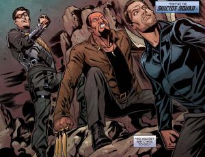 Arrow Season 2.5 #10 Suicide Squad