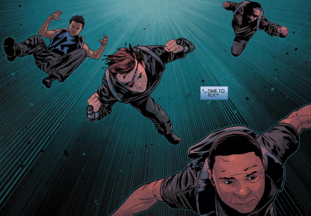 Arrow Season 2.5 #11 Suicide Squad