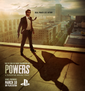 Powers Official Artwork