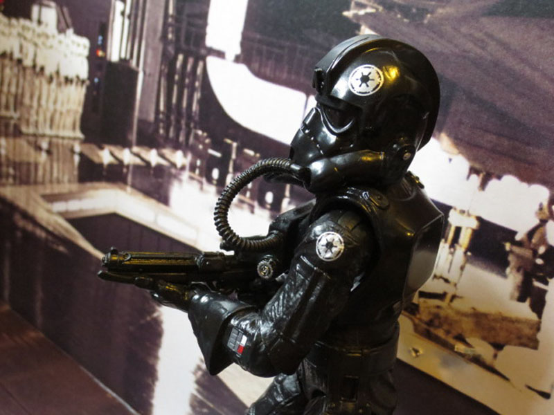 SW Black Tie Fighter Pilot 008