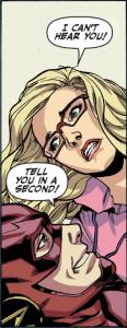 The Flash Season Zero 9 I can't hear you
