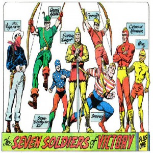 arrow seven soldiers of victory