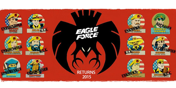 eagle force returns