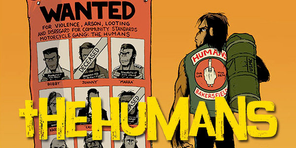 cover for the humans #2